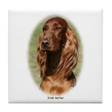 Irish Setter 9Y322D-116 Tile Coaster