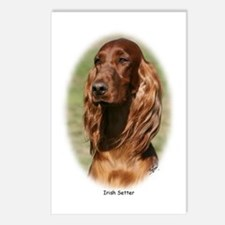 Irish Setter 9Y322D-116 Postcards (Package of 8)