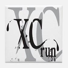Cross Country XC Tile Coaster