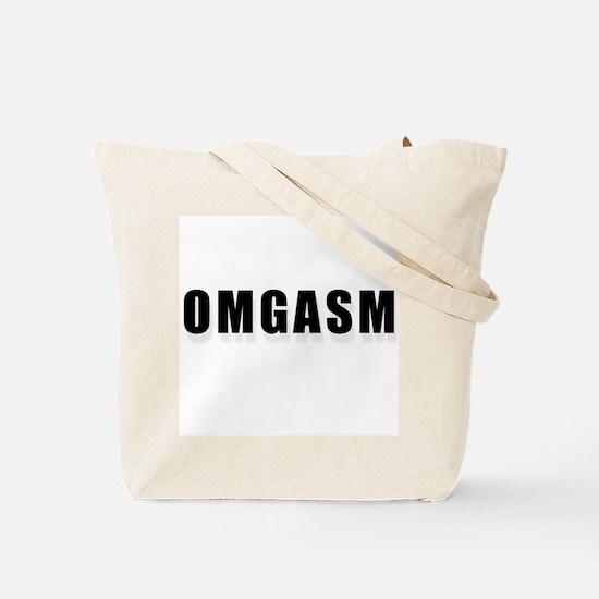OMGASM Tote Bag