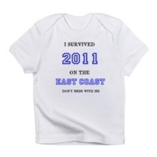 Cute New york hurricane Infant T-Shirt