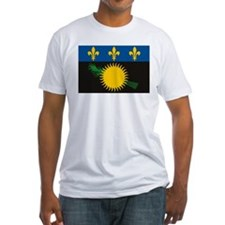 Guadeloupe Flag Shirt
