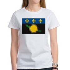 Guadeloupe Flag Tee