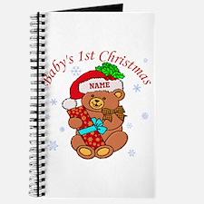 Baby's 1st Christmas Journal