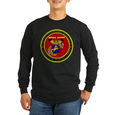 Starfleet Marine Corps Long Sleeve Dark T-Shirt