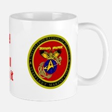 Starfleet Marine Corps Mug