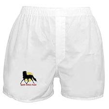 BLACK HORSE STUDIO Boxer Shorts