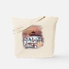 Manhattan Pier Tote Bag