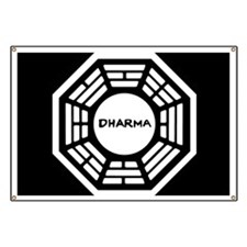Dharma Initiative Banner