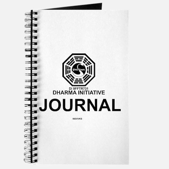Dharma Initiative Journal
