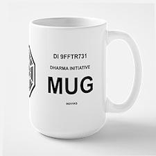 Dharma Initiative Ceramic Mugs