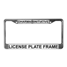 Dharma Initiative License Plate Frame