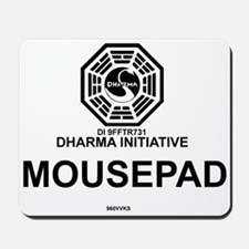 Dharma Initiative Mousepad