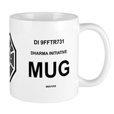 Dharma Initiative Small Mug