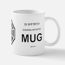 Dharma Initiative Small Mugs