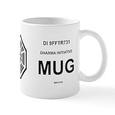 Dharma Initiative Small Small Mug