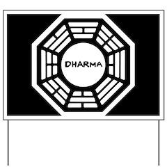 Dharma Initiative Yard Sign