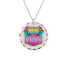 Pink Super Nana Necklace