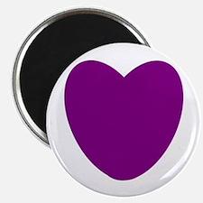"Purple Heart 2.25"" Magnet (100 pack)"