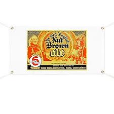 Canada Beer Label 10 Banner