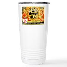 Canada Beer Label 10 Travel Coffee Mug
