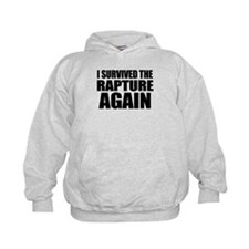 I Survived The Rapture Again Hoodie