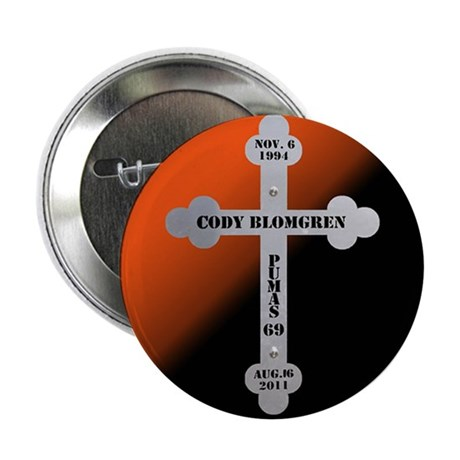 """In Memory Of Cody 2.25"""" Button (10 pack)"""