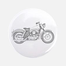 "1957 Harley Davidson Motorcyc 3.5"" Button"