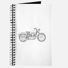 1957 Harley Davidson Motorcyc Journal