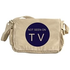 NOT SEEN ON TV Messenger Bag