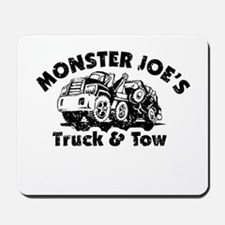 Monster Joe's Truck and Tow Mousepad
