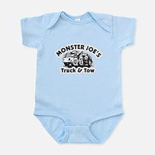Monster Joe's Truck and Tow Infant Bodysuit