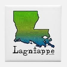 Louisiana Lagniappe Tile Coaster