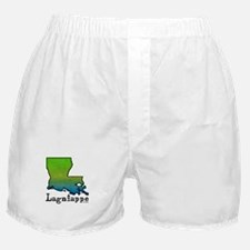 Louisiana Lagniappe Boxer Shorts