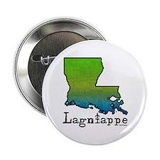 Louisiana Lagniappe Button