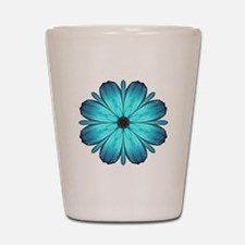 Kaleidoscopic Butterfly Shot Glass
