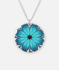Kaleidoscopic Butterfly Necklace
