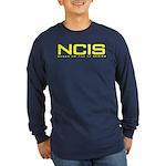 NCIS Long Sleeve Dark T-Shirt