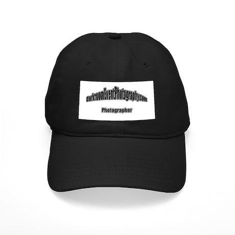 Black Photographer Cap