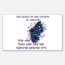 Cosmos Sticker (Rectangle)