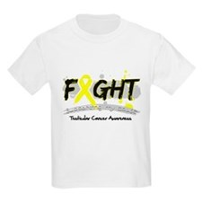 Fight Testicular Cancer Cause T-Shirt