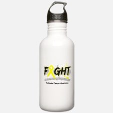 Fight Testicular Cancer Cause Water Bottle