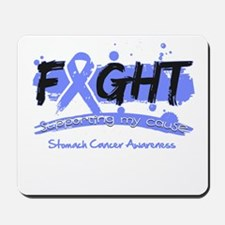 Fight Stomach Cancer Cause Mousepad