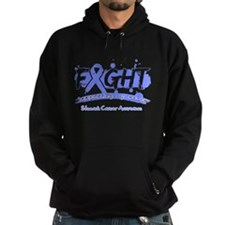 Fight Stomach Cancer Cause Hoodie