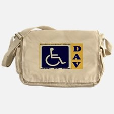 DISABLED VETERAN Messenger Bag