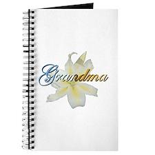 Grandma Flower Journal