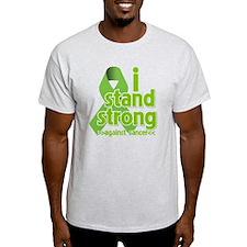 I Stand Against Lymphoma T-Shirt