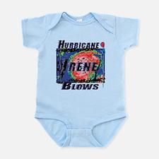 Hurricane Irene Blows Infant Bodysuit