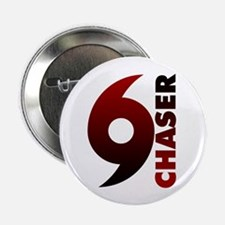 "Hurricane Chaser 2.25"" Button (10 pack)"
