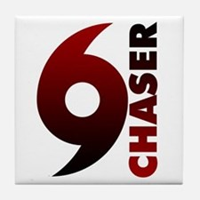 Hurricane Chaser Tile Coaster